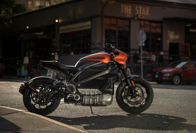 Harley blocca la produzione e le consegne dell'elettrica LiveWire
