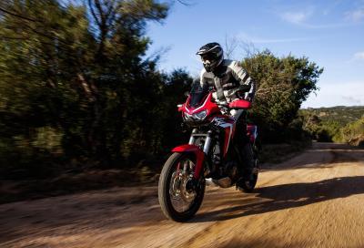 Honda Africa Twin 2020: come va, pregi e difetti