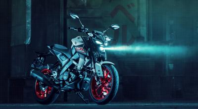 Yamaha MT-125 2020: tutta nuova e più grintosa