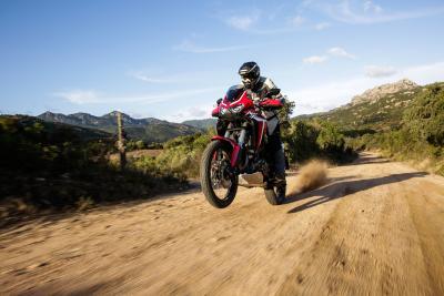 Honda Africa Twin 2020: il nostro video-test