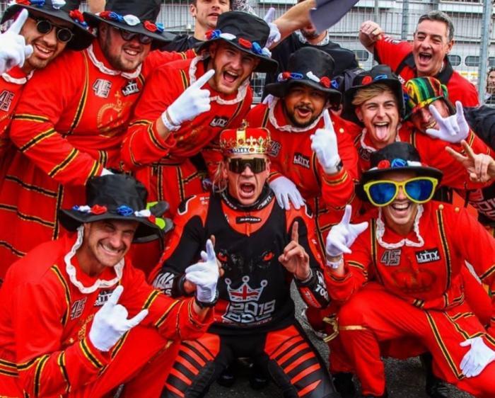 Scott Redding: dalla MotoGP al trono della British Superbike