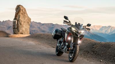 La nuova Ducati Multistrada 1260 S Grand Tour