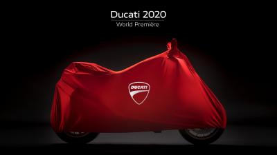 Come seguire in diretta la Ducati World Première 2020