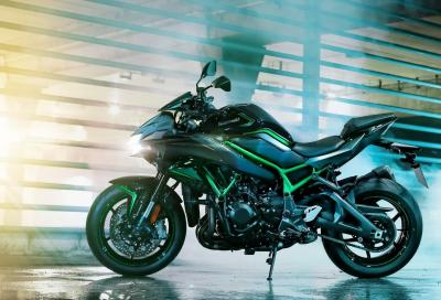 Kawasaki Z H2, ecco la naked sovralimentata!