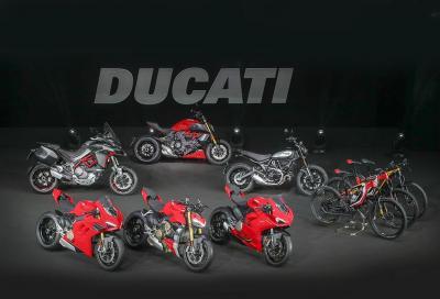 Tutte le novità Ducati 2020