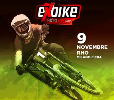 A EICMA la prima sfida di e-bike cross
