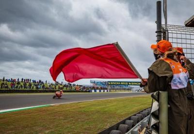 Annullate le qualifiche della MotoGP in Australia