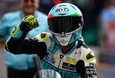 Dalla Porta ce l'ha fatta! Vince a Phillip Island ed è Campione del Mondo Moto3