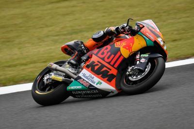 Doppietta KTM in Australia, festa rimandata per Alex Marquez