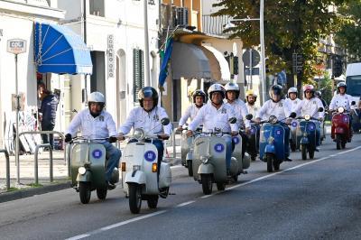Il Vespa Club Italia compie settanta anni