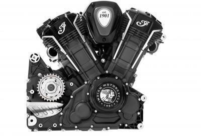 Indian PowerPlus, nuovo poderoso V2 di 1.769 cc