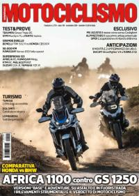 Motociclismo di novembre 2019 è in edicola