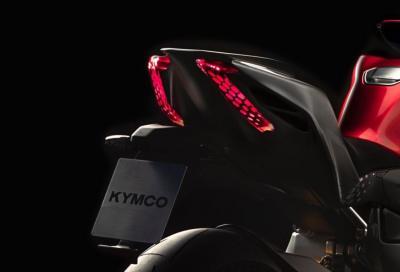 Kymco RevoNEX, a Eicma una rivoluzione green