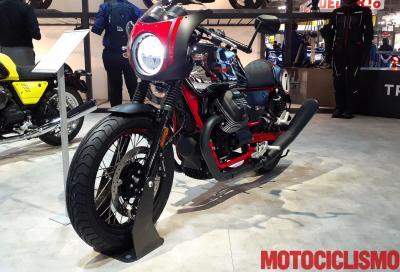 Moto Guzzi V7 III Racer 10th Anniversary: omaggio al passato