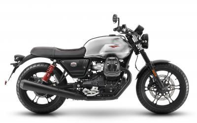 Stone S, la Moto Guzzi V7 III in edizione limitata