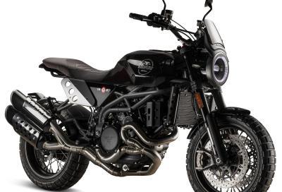 Moto Morini svela la nuova Super Scrambler