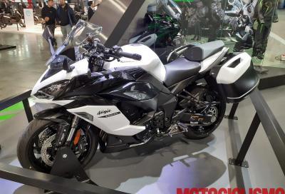 La Z1000SX si trasforma nella Ninja 1000SX