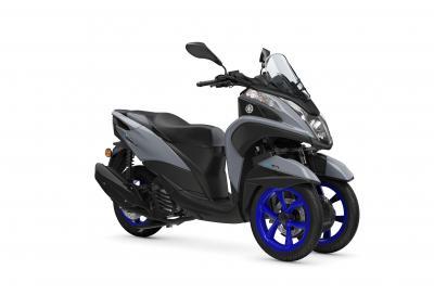Nuovi colori per gli scooter Yamaha Tricity e NMAX 125/155