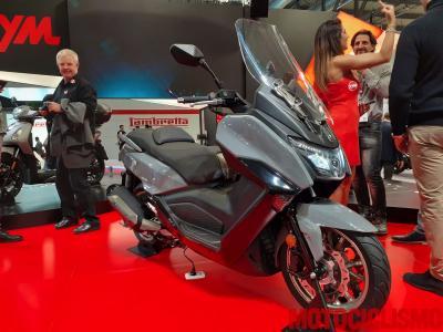 Sym Maxsym 400i: nuova veste e motore Euro 5