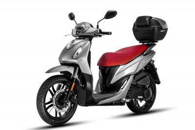 Symphony, ecco il restyling dello scooter a ruote alte di Sym