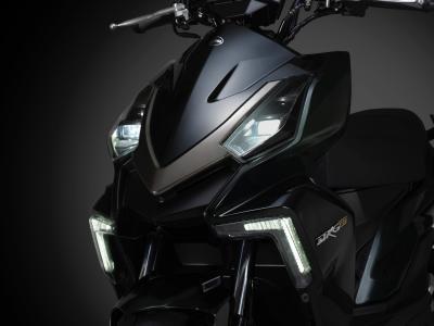 Sym X'Pro, NH T 200i e BRG 2020