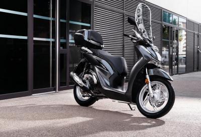 Honda rinnova gli scooter best seller SH125 e SH150i