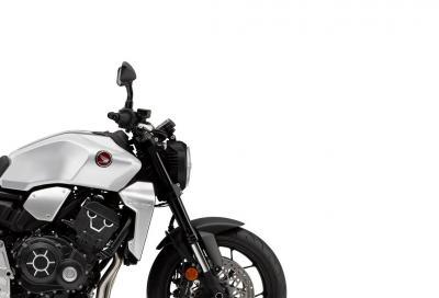 Nuovi colori per la Honda CB1000R 2020