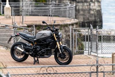 La nuova Benelli Leoncino 800
