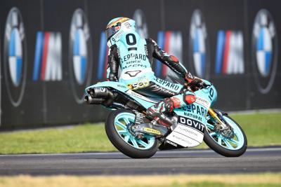 Sepang: tutti dietro a Ramirez in Moto3