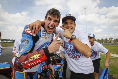 A Binder la gara, ma il Mondiale è di Marquez!