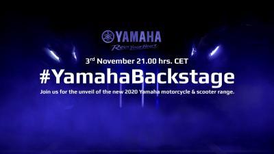 Segui qui, in diretta, la presentazione delle novità Yamaha 2020