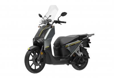 Super Soco presenta il nuovo scooter elettrico CPx