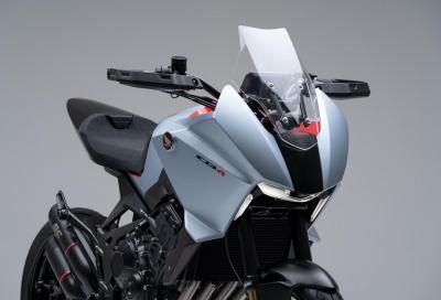 Honda guarda al futuro con la CB4 X Concept
