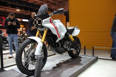 Ducati presenta la DesertX Concept