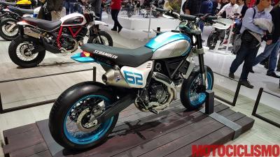 """The Motard Concept"", la Ducati Scrambler diventa fun bike"