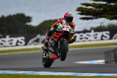 MotoGP 2020: a Phillip Island si potrà correre senza ali