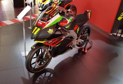 Aprilia RS 250 SP, #bearacer