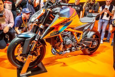 Tutte le novità 2020 di KTM