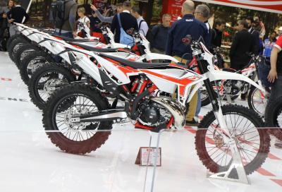 La gamma Beta Racing 2020 al Salone di Milano