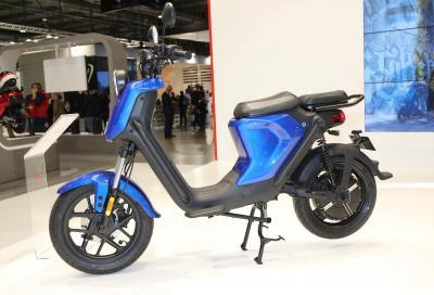 NIU UQi GT Pro, ciclomotore elettrico super compatto