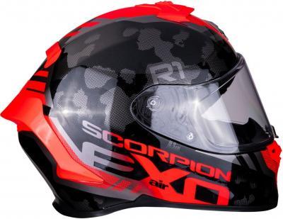Exo-R1 Carbon Air e Exo S1, i nuovi caschi di Scoprion