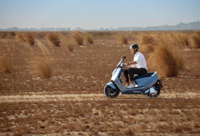 Yadea presenta lo scooter elettrico C1S
