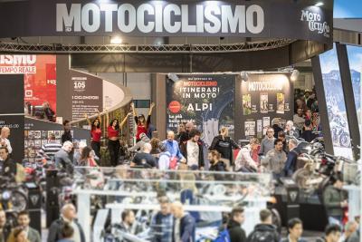 Eicma sfiora quota 800.000 visitatori. I numeri dell'edizione 2019