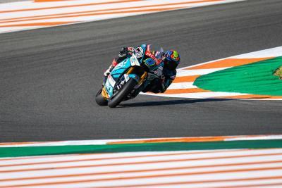 Navarro chiude il 2019 con la Pole Position a Valencia