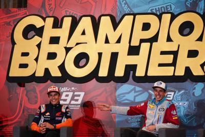 UFFICIALE: Alex Marquez in MotoGP al fianco del fratello Marc