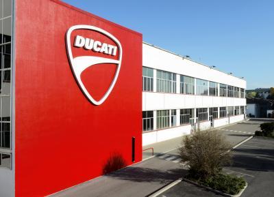 Cambi ai vertici in Ducati