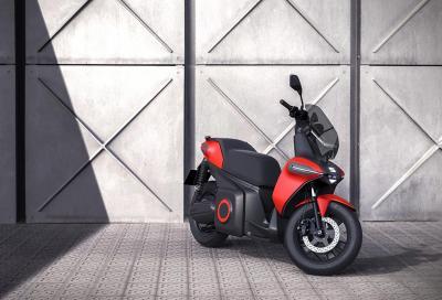 E-Scooter trasporta Seat nel mondo delle due ruote elettriche