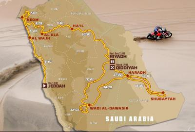 In Arabia Saudita tutto è pronto per la Dakar 2020