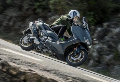 Yamaha TMAX 560 2020: come va, pregi e difetti