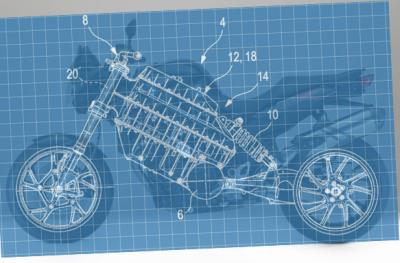 In arrivo una moto BMW elettrica?